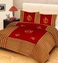 Jaipuri Hand Print Double Bed Sheet