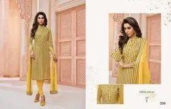 Kayce Trendz Afeem Fancy Salwar Suit