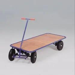 Warehouse Platform Trolley