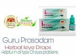 Ayurvedic Herbal Eye Drops, Bottle Size: 5 ml, Packaging Size: 5ml