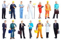 Skilled Contract Staffing Services, Pan India