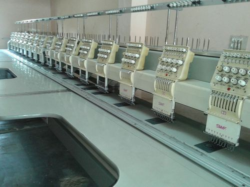 Used Embroidery Machines Swf Embroidery Used Machine Exporter From
