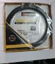 Rexine Round Black Steering Cover, Packaging Type: Packet