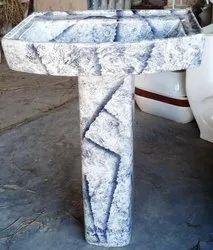 King Polo Set Marble, Size: 20*16