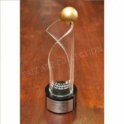 1036 Acrylic Sport Trophy