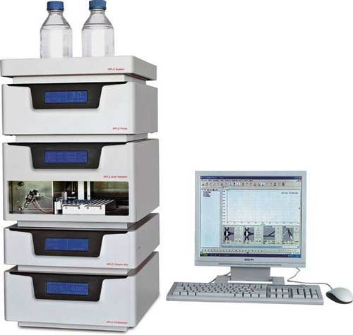 HPLC Machine, LC-4000, For Industrial Use, Rs 550000 /unit