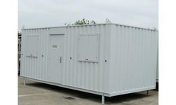 MS Portable Living Cabin