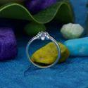 RG190007 925 Sterling Silver Gemstone Ring