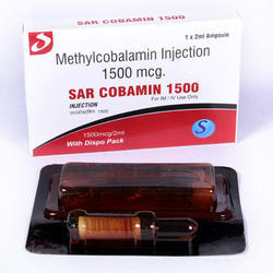 Methylcobalamin 1500 Mcg    (2 Ml)