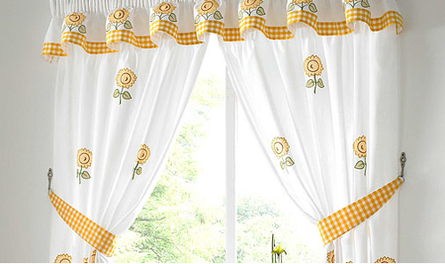 Living Room Printed Curtains - View Specifications & Details ...