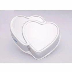 Double Heart Medium Cake Pans