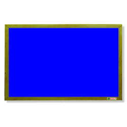 PWPBB120180 Blue Notice Board