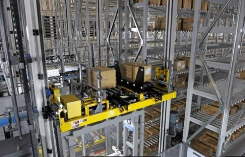 Automated Storage and Retrieval Systems ASRS - Thinklink