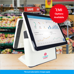 Nukkad Shops Automatic POS Machine, For Supermarket