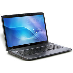 Black Acer Laptop, Memory Size (RAM): 2 GB
