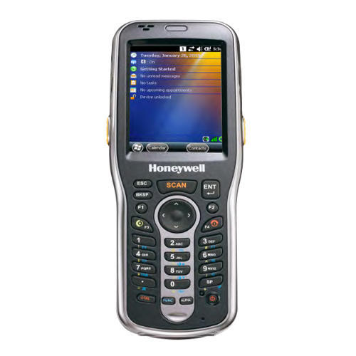 Barcode Scanner - Cordless Scanner - Honeywells Dolphin 6100