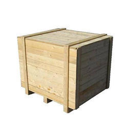 Pine Wood Heavy Duty Wooden Box