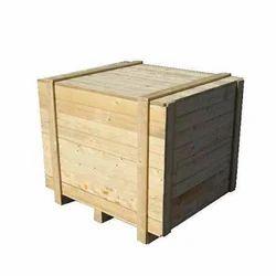 Pine wood Heavy Duty Wooden Box