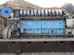 Marine Engine in Bhavnagar, समुद्री इंजन