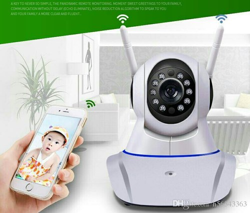 Ip Wifi Camera V380