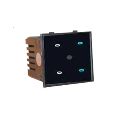Quad Touch Switches With Remote Control Light