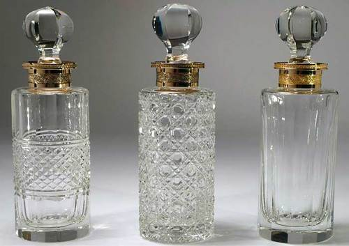 Perfume Bottle - Crystal Perfume Bottle Manufacturer from