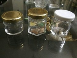 50 mL Small Glass Jar