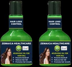 Zemaica Healthcare Hair Oil For Long, Healthy And Strong Hair (200ml)