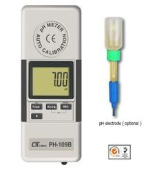 Portable Lutron - PH Meter - Model No-Ph-109b, for Laboratory, Model Name/Number: 109