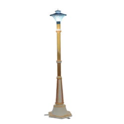 Floor Standing Lamp Post