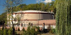 Sewage Water Equalization Tank