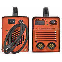Electric Arc 228 IGBT DC Inverter Welding Machine, Voltage: 220 V