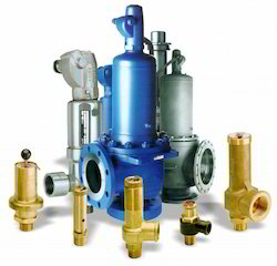 Fluidtech Valve Safety Relief Valves