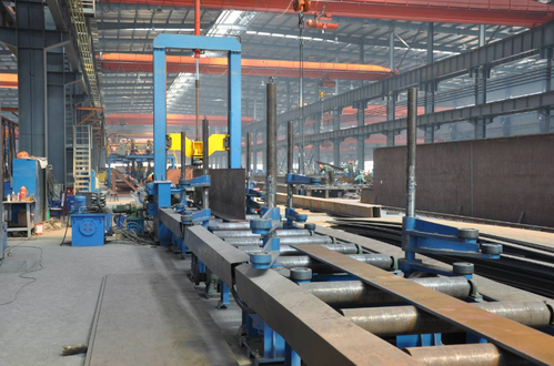H Beam Welding Line Manufacturer India New Images Beam