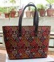 Printed Ladies Shoulder Tote Bag
