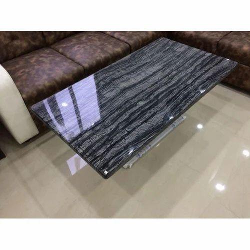 Superbe Rectangular Marble Center Table