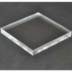 Transparent Cast Acrylic Sheet, Thickness: 3.0 mm, Size: 8 X 4