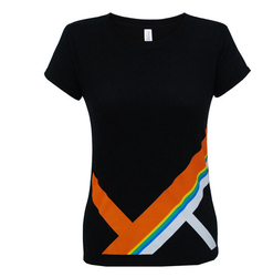 Lycra Cotton Printed Women T Shirts