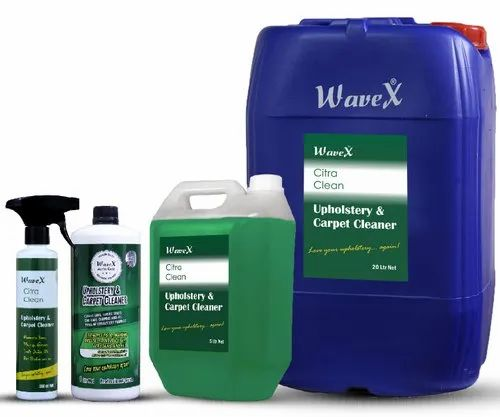 Wavex Carpet Fabric and Upholstery Cleaner
