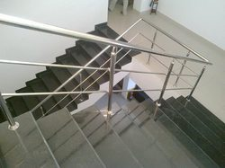 Stainless Steel Handrail Work