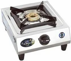 Single Burner Butterfly Body Stainless Steel Gas Stove