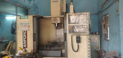415 Manford CNC Vertical Machine, Automation Grade: Automatic, Model Name/Number: Manfoad Vmc