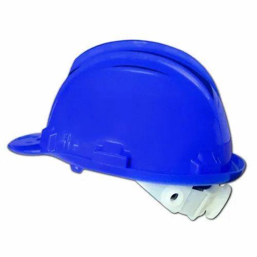 PVC Maxx Industrial Safety Helmet, Size: Small