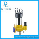 Sewage Pump With Float