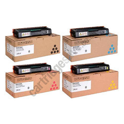 Ricoh SP 220 Toner Cartridge Full Set