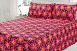 Printed Jaipuri Bedsheets