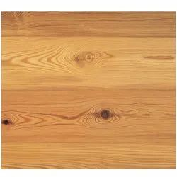 Brown Pine Wood Plank