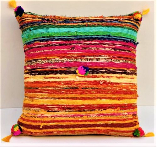 Cotton Hand Made  cushions