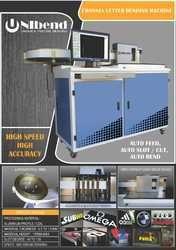 Channel Letter Alluminium Machine
