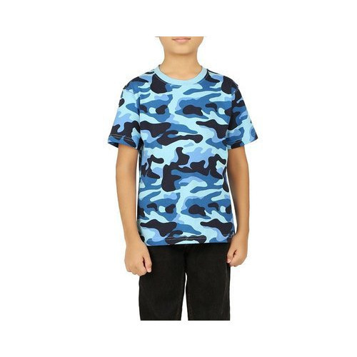 Blue Boys Army T-Shirts